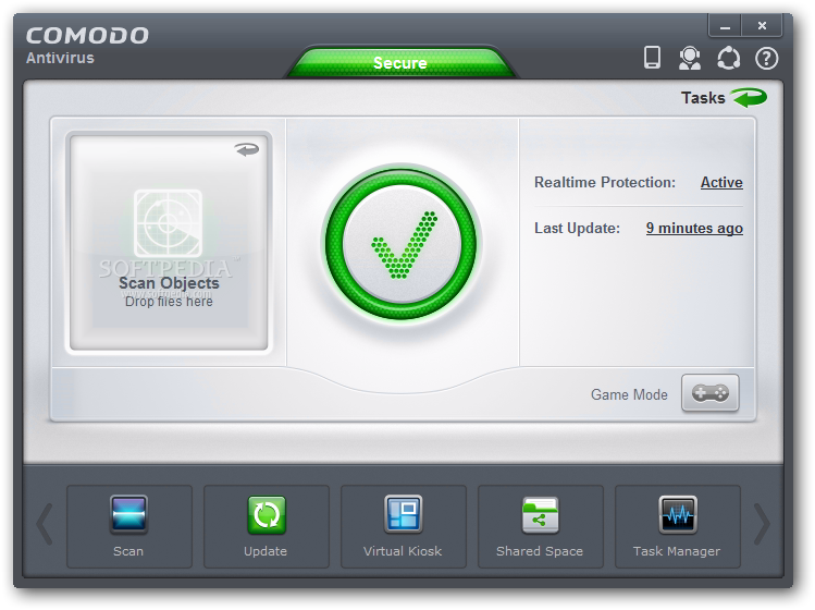 Comodo AntiVirus 6.2.282872.2847 Software Free Download