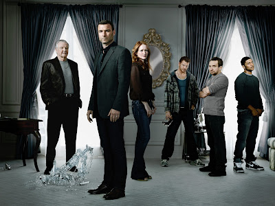 The cast of Ray Donovan