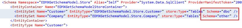 xml scheme