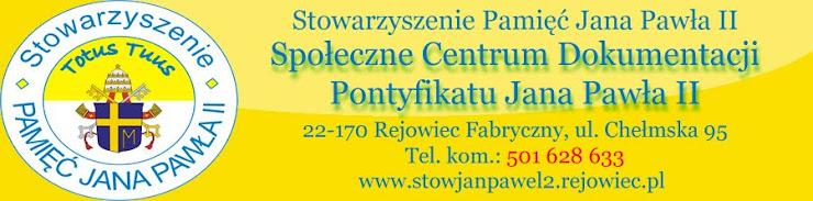 Stowarzyszenie Pamięć Jana Pawła II