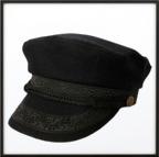 Black and Navy Cap