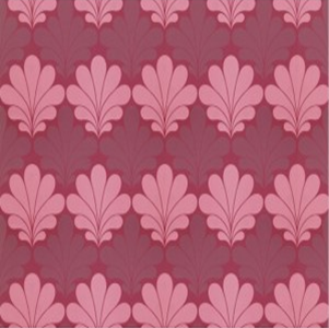 papel decorativo rosa