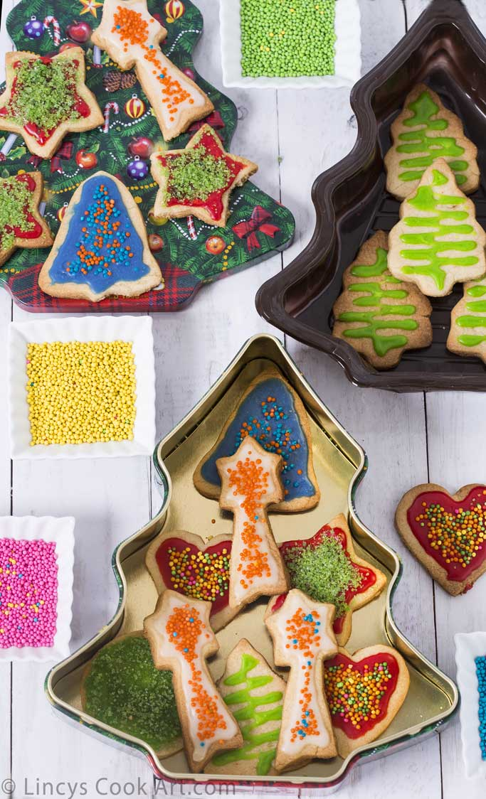 Easy Sugar Cookies recipe