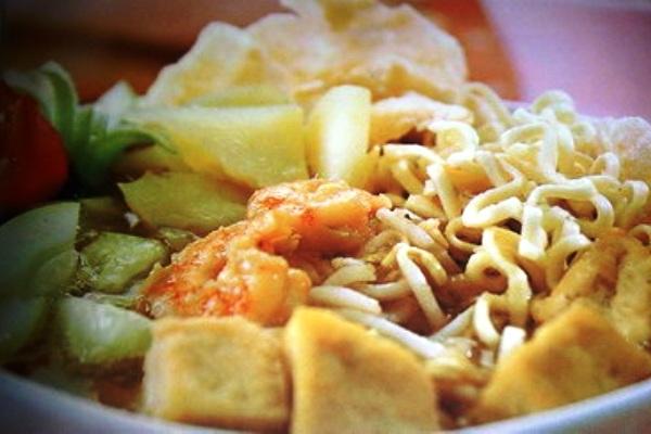 Belitung noodles. Nusantara Culinary