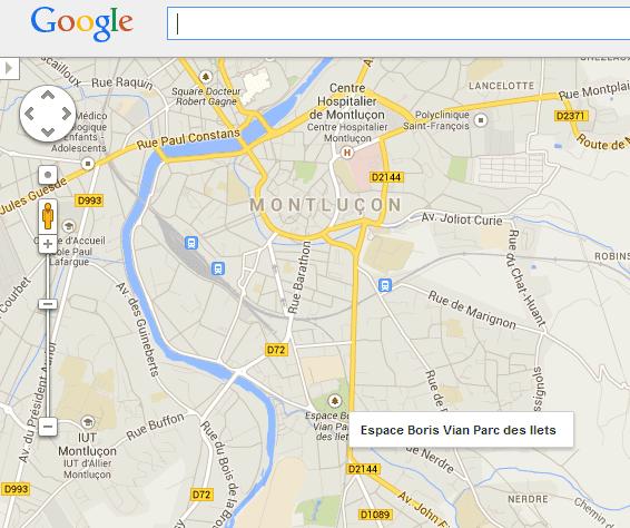 Classic Google Maps URL