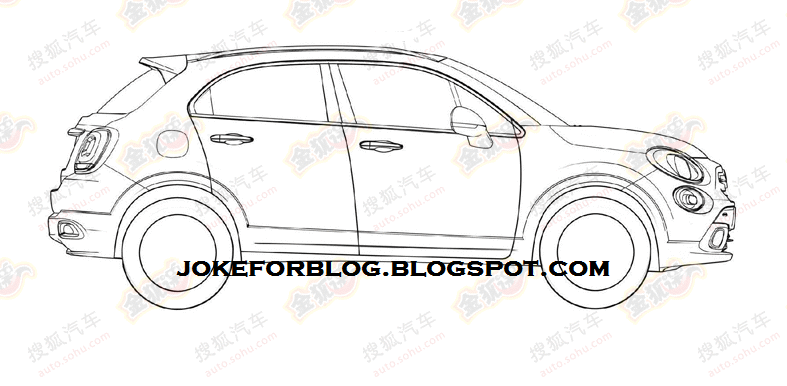 fiat 500x  jeep renegade - page 3