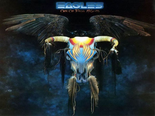 Pin Eagles One Of These Nights Covers Hut on Pinterest