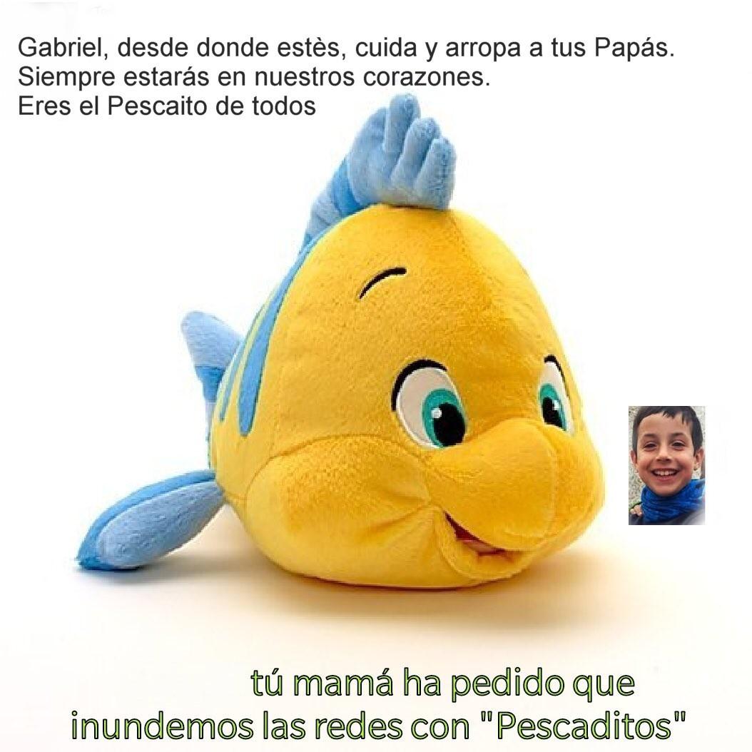 "a  Gabriel ""Pescaito"""