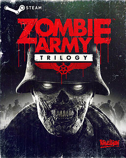Zombie Army Trilogy Video Game Crack Download