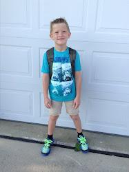 Grady ~ age 8