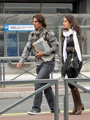 Rafael Nadal Girlfriend