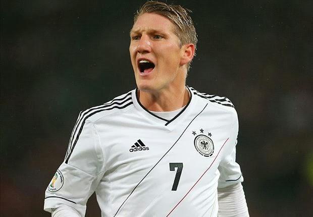 Schweinsteiger: I will return in time for World Cup