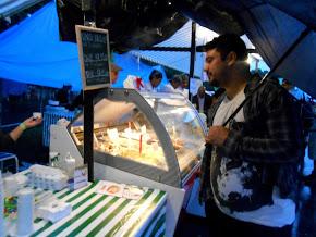 Feira Gastronômica em São Paulo