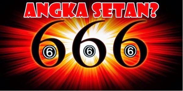 Menguak Misteri Simbol Angka Setan '666'