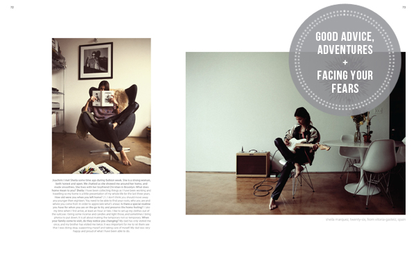 oh comely magazine
