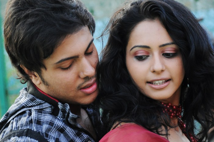Siddharth Rajkumar Rakul Preet Singh New Movie Stills