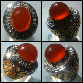 BEST OF THE BEST RED CHALCEDONY