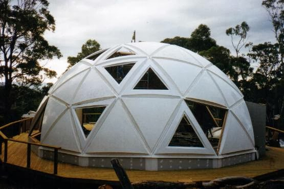 Project gridless geodesic homes for Geodesic home plans