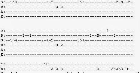 Super Tab guitare: tablature facile pour guitaristes: Tab guitare facile  XI51