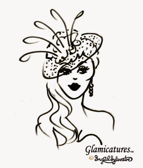 Glamorous Wedding Caricatures North East Wedding Entertainment ideas Party Entertainment Christmas Party Entertainment Corporate Events Wedding Caricatures and Silhouettes Ingrid Sylvestre UK caricaturist & silhouette artist North East Newcastle upon Tyne Durham Sunderland Middlesbrough Teesside Northumberland Yorkshire