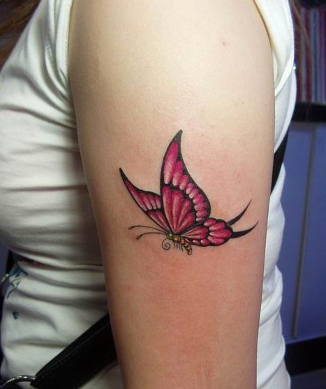 Tattoos And Art Butterfly Tattoo Designs The Meaning Behind The