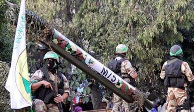 """المقاومة الفلسطينية ترد على غارات الإحتلال وتقصف تل أبيب ومطار """"بن غوريون"""""""