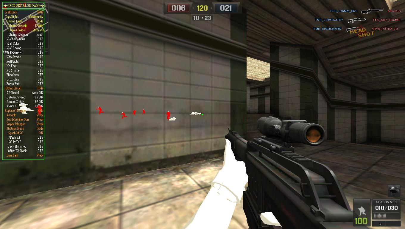 Cheat Point Blank 21 Januari 2015 Auto HS