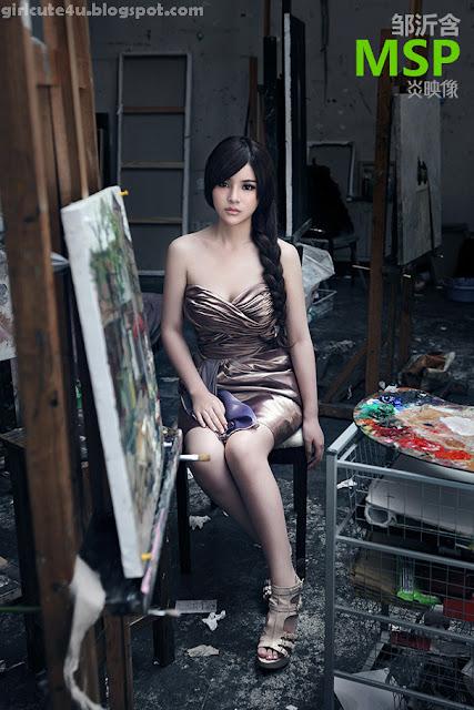 7 Zou Yi MSP Star program with Painted Skin-very cute asian girl-girlcute4u.blogspot.com