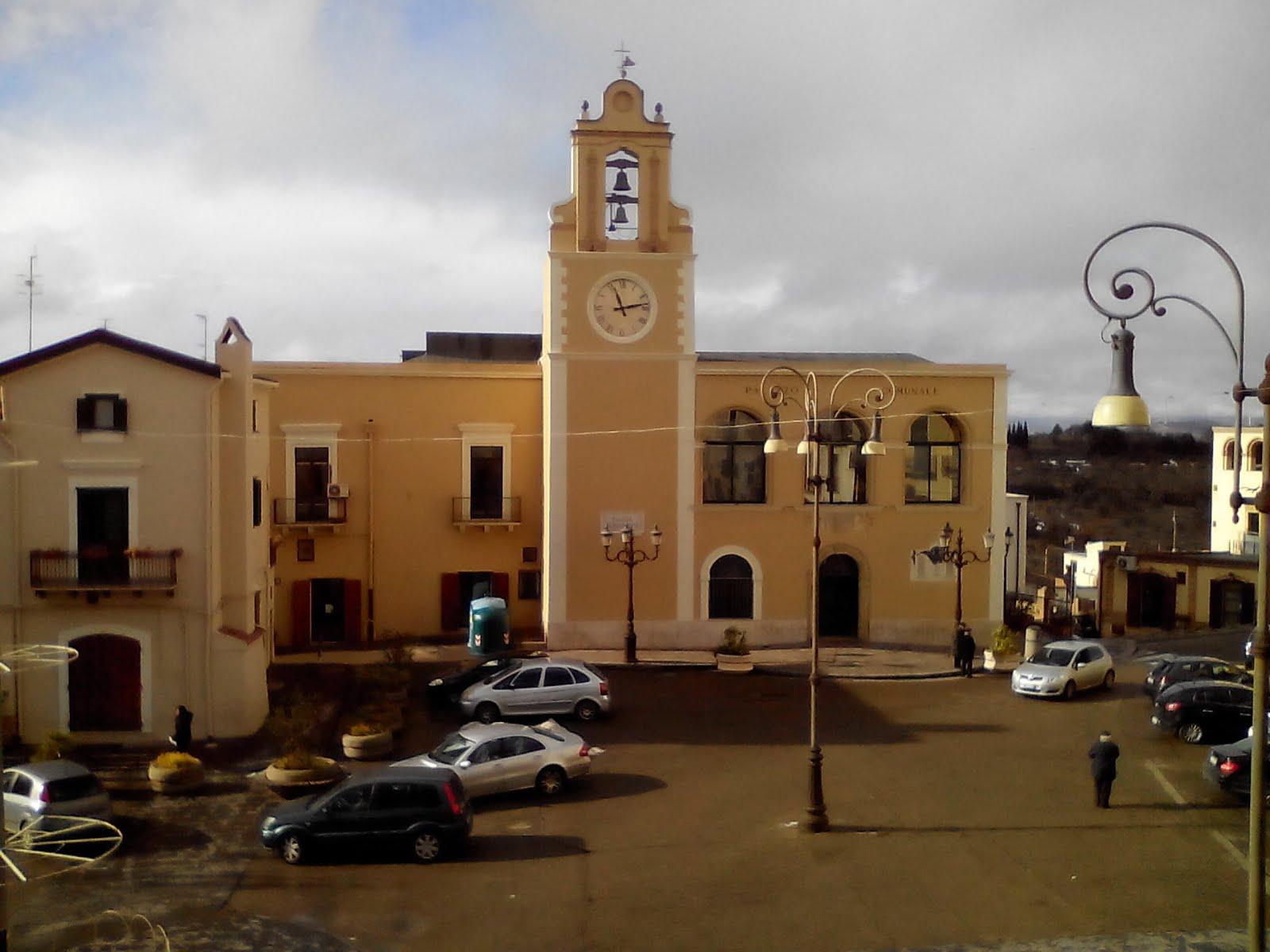 Il Municipio di Ferrandina