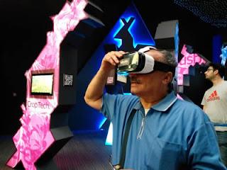 Expo 2015 - realtà aumentata