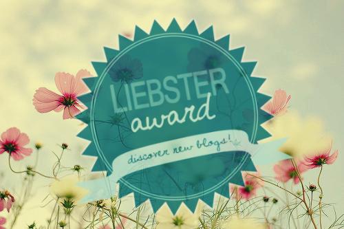 Wyróżnienie Liebster Award