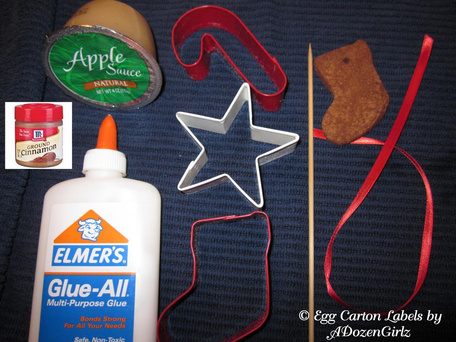The Chicken Chick Cinnamon Ornaments Recipe  Uses