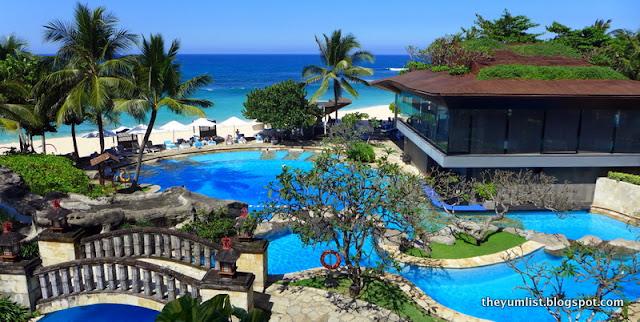 best resorts bali