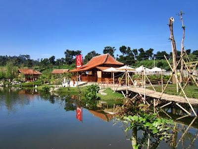 Wisata Situ di Floating Market Lembang-Bandung
