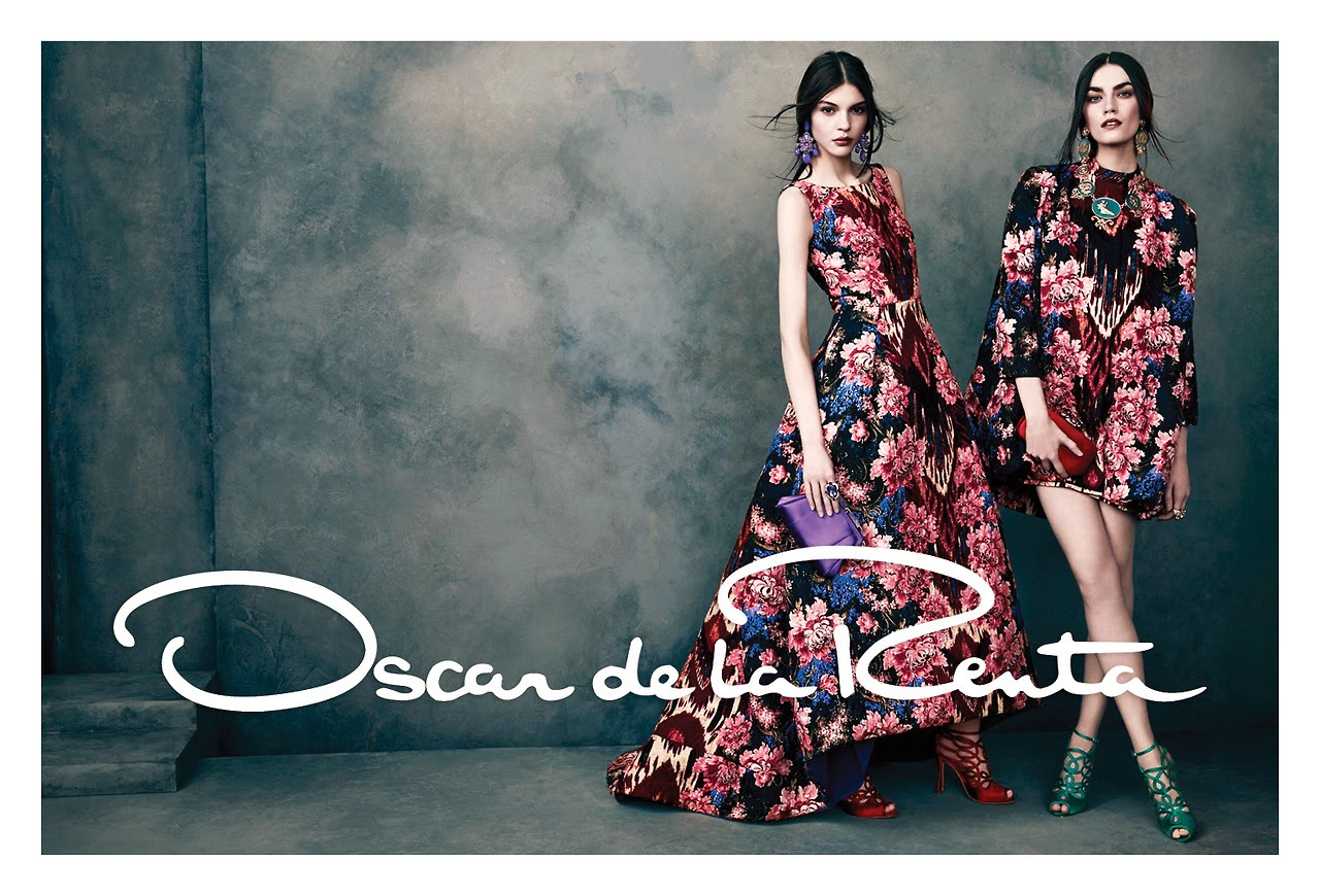 Eniwhere Fashion - Oscar de la Renta