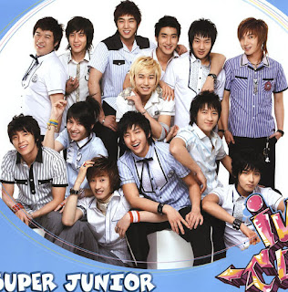 Profil Lengkap Personil Super Junior 2013