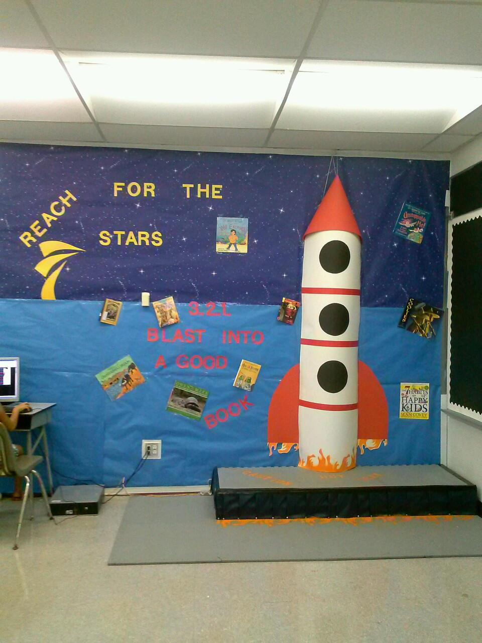 Decorating A Space Themed Classroom ~ Dawson s th grade dragons