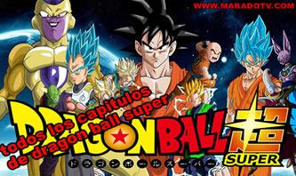 CAPÍTULOS DRAGÓN BALL SUPER