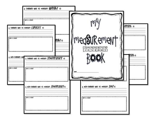 Standard Non Standard Measurement Worksheets For Preschoolers – Kindergarten Measurement Worksheet