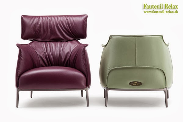Fauteuil relax archibald fauteuil relax - Fauteuil long relaxation ...