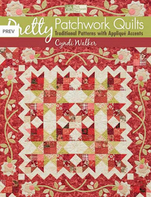 Common threads quilt shop and design studio e chatter for Patchwork quilt book