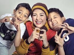 شاهد شقاوة اولاد الفنانين   صور الفنانين مع اولادهم