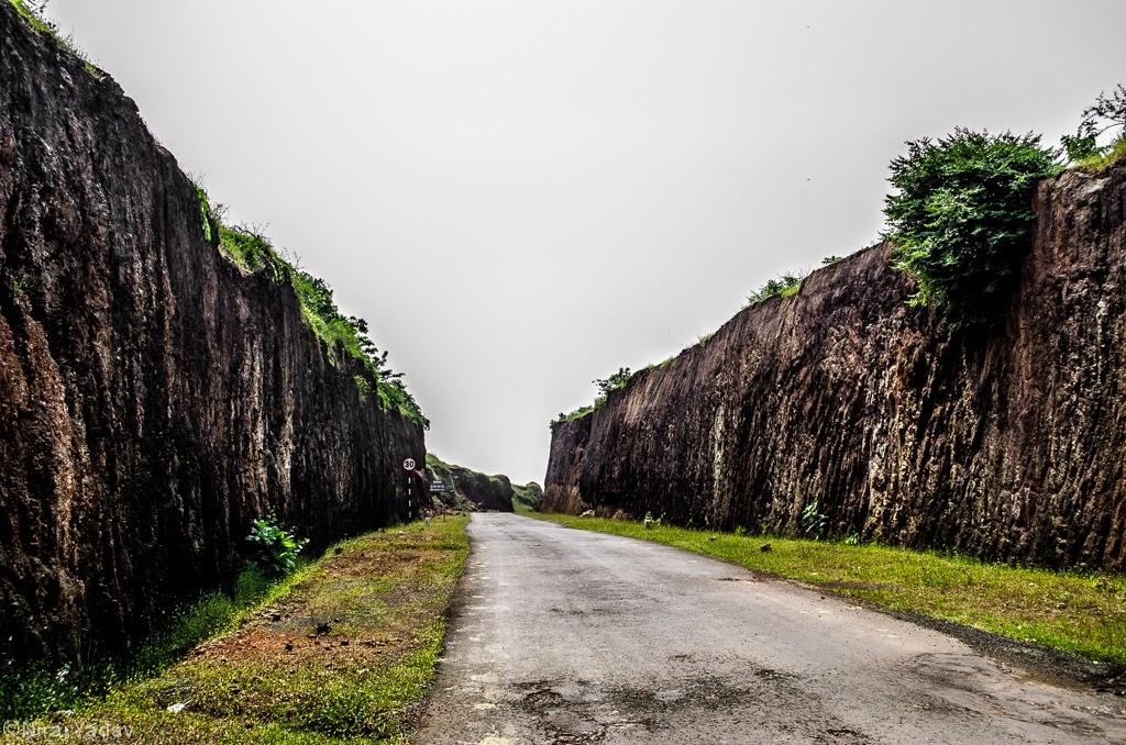scenic roads, sagari mahamarg, konkan ghats