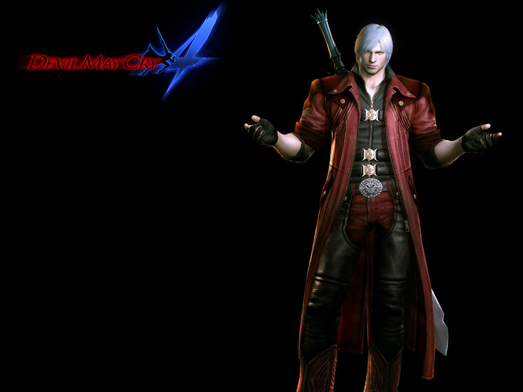 Devil May Cry 4 - Wallpapers