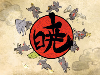 Naruto Shippuden Akatsuki Logo Itachi Zetsu Deidara Hidan Kakuzu Sasori Konan Tobi Kisame Pain Anime HD Wallpaper Desktop Background