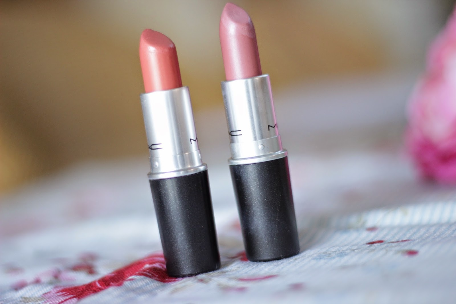 mac lipstick ravishing angel