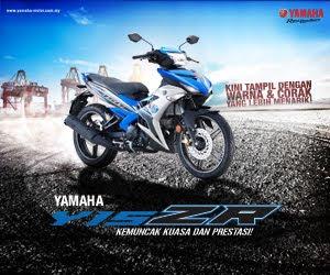 Yamaha Y15ZR Kemuncak Kuasa dan Prestasi!