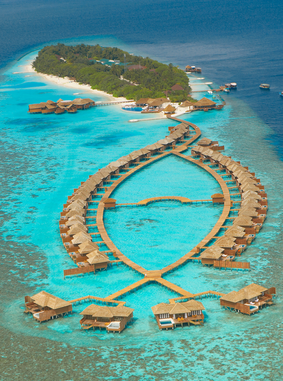 The World Geography 14 Wonderful Island Resorts In The