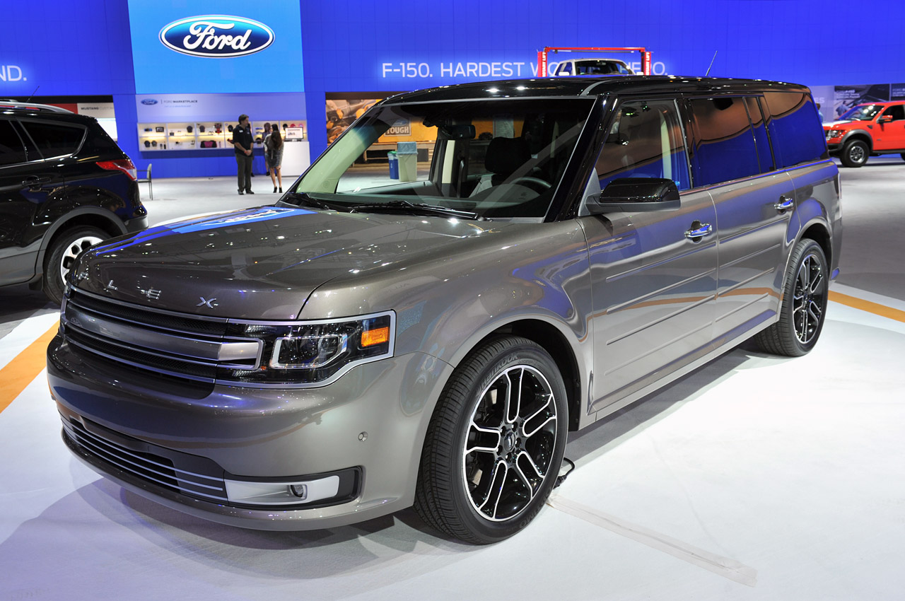 2013 Ford Flex Grille Upcomingcarshq Com