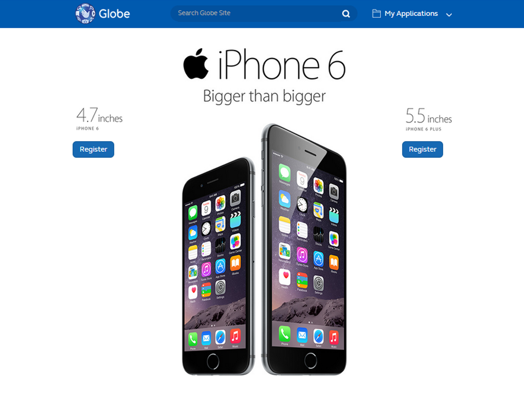 iPhone 6 is Now Available For Pre-order Via Globe Postpaid Plan